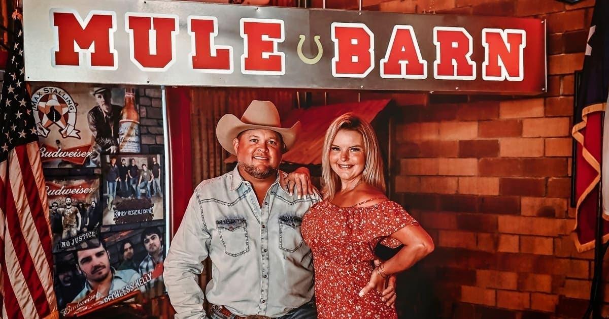 Mule Barn Justin Texas