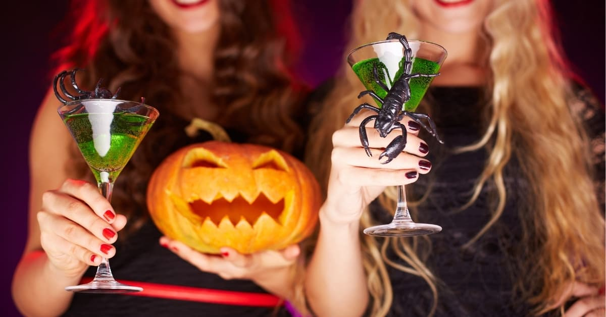 Halloween Cocktails You Must Try