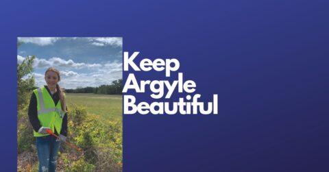 Keep Argyle Beautiful